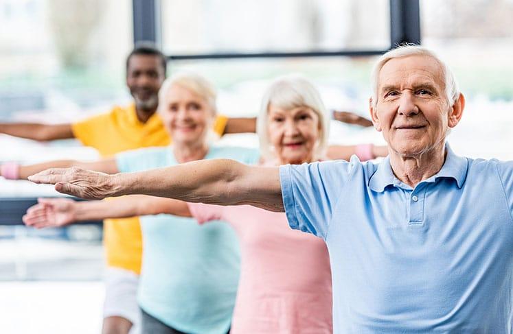 Sport & Bewegen voor (Jonge) Senioren